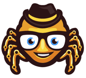 nerdy spider site icon